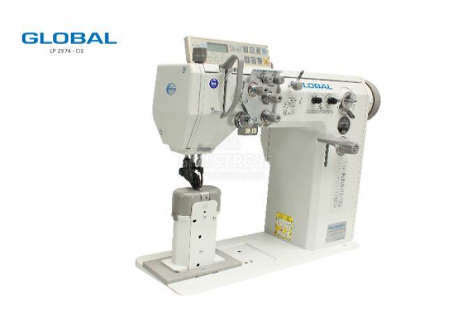Šijací stroj Global LP 2974 OS - 1