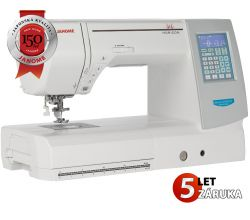 JANOME MEMORY CRAFT 8200 QCP SE