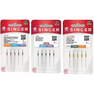Set ihiel Singer 130/705 H (universal 2020/822, stretch 2045/848, koža 2032)