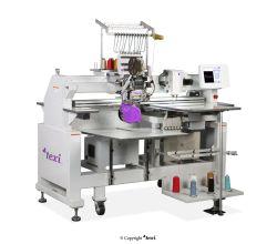 Priemyselný vyšívací stroj TEXI 1201 TS PREMIUM CH+TS+C SET