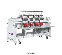 Priemyselný vyšívací stroj TEXI 1204 TS PREMIUM