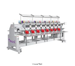 Priemyselný vyšívací stroj TEXI 1208 TS PREMIUM