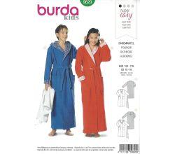 Střih Burda 9620 - Župan