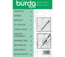 Kopírovací sada Burda 1022