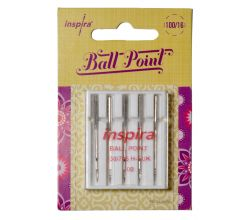 Ihly Inspira Pfaff, Husqvarna 620106296 ball point - 100 - 5 ks