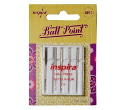 Ihly Inspira Pfaff, Husqvarna 620105996 ball point - 70 - 5 ks