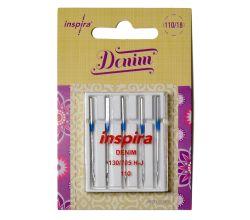 Ihly Inspira Pfaff, Husqvarna 620099996 denim - 110 - 5 ks