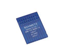 Strojové ihly pre priemyselné šijacie stroje Schmetz 135X17 100