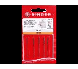 Ihly Singer 2022/80 - overlock, ELx705, 501R