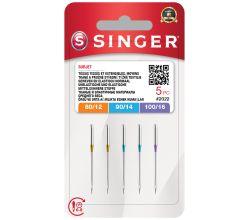 Ihly Singer 2022 - 80/12, 90/14, 100/16 - 5 ks - Overlock (ELx705)