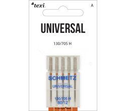 Univerzálne ihly TEXI UNIVERSAL 130/705 H 5x80