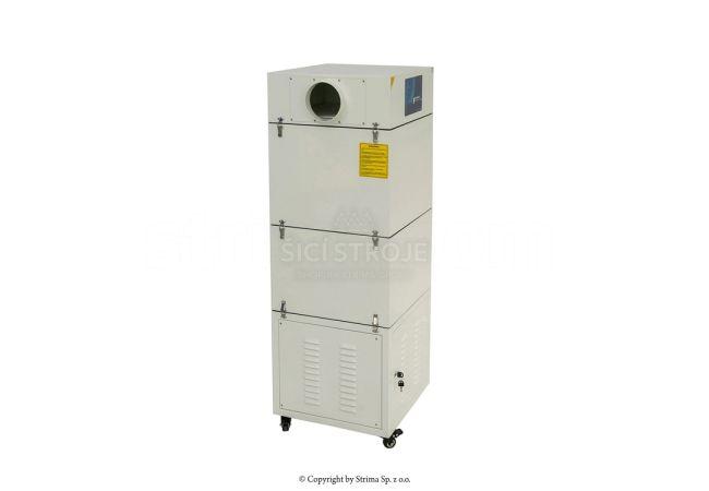 Extraktor laserových výparů PA-1500FS
