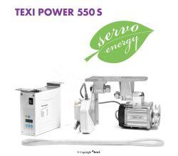 Servomotor pre šijace stroje TEXI POWER 550 S PREMIUM