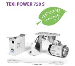 Servomotor pre šijace stroje TEXI POWER 750 S PREMIUM