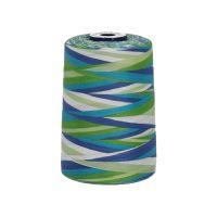 Polyesterová niť žíhaná Viga 80 multicolor - 9050