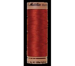 Silk-Finish Cotton 40 - Brick