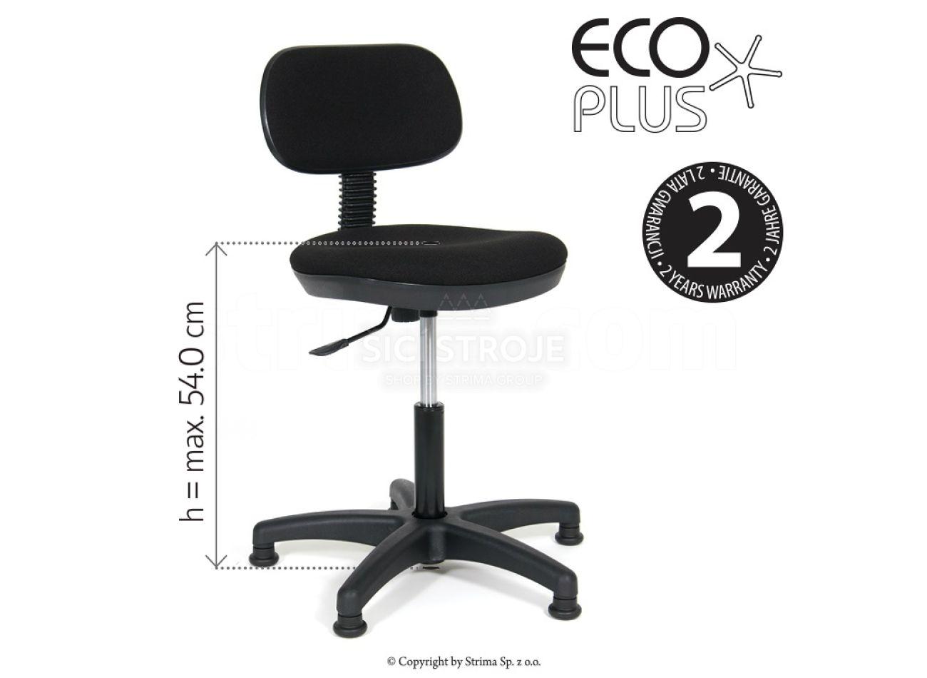 f73cbfae03e3 Priemyselná stolička ECO PLUS
