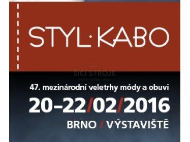 Strima na veletrhu Styl Kabo 20-22.02 2016