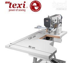 Šijaci stroj TEXI HD FORTE CILINDRO-B UF PREMIUM EX XL
