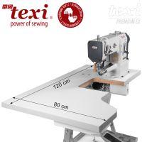 Šijací stroj TEXI HD FORTE CILINDRO UF PREMIUM EX XL