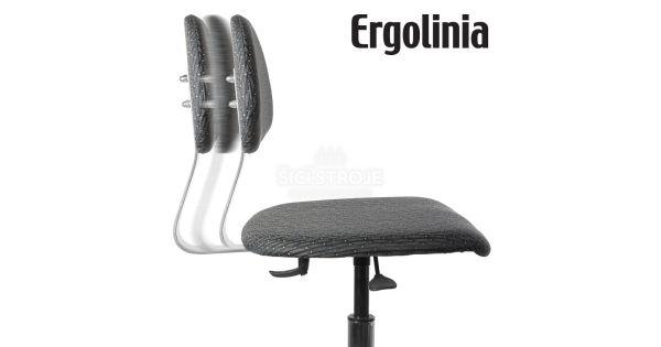 ca8105b7fe29 Priemyselná stolička ERGOLINIA EVO2