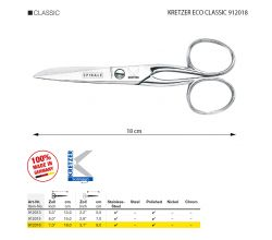 Nožnice Kretzer ECO CLASSIC 912018