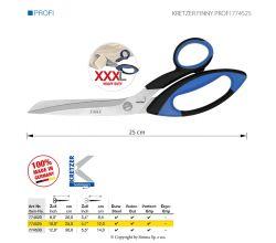 Nožnice Kretzer FINN PROFI 774525