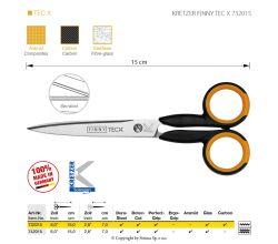 Nožnice KRETZER FINNY TEC X 732015