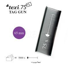 Splinty 65mm štandard, čierne, balenie 5.000 kusov