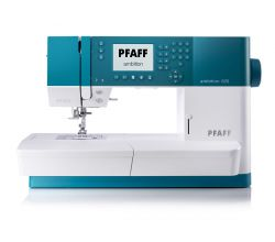 Pfaff Ambition 620 šijací stroj veľkosti XL