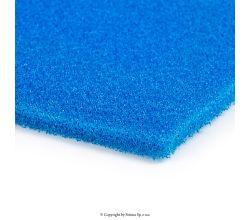 Pěnovka pro žehlení, potah ELASTIC STANDARD 5MM BLUE 130