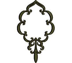 Výšivka ornament 10