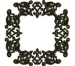 Výšivka ornament 44