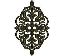 Výšivka ornament 48