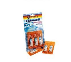 Ferrokal - odvápňovač pre parné a naparovacej žehličky