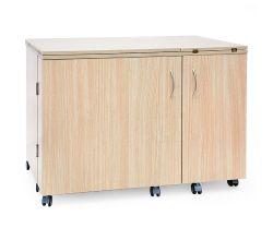 Rozkladací skrinka - stôl pre šijacie stroje Texi Sesame Duo O