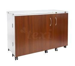 Rozkladací skrinka - stôl pre šijacie stroje Texi Sesame Duo T / W