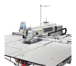 Automat pro šití velmi velkých částí s laserem Zoje ZJ-M6-S900-SF-LK2-V2 SET