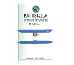 BATTISTELLA FASTENER DOUBLE BUCK