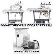 Texi - priemyselne šijacie stroje