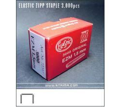 ELASTIC ZIPP STAPLE 3.000pcs