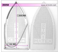 Teflonový návlek pro Veit ND2000 / 2002
