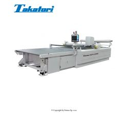 Automatický cutter na textil TAKATORI TAC-175TBR