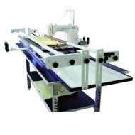 Quiltovací rámy pro šicí stroje