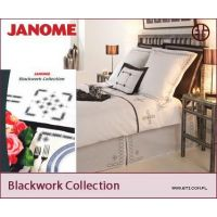 Sada výšiviek Janome Blackwork Collection
