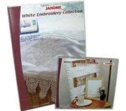 Kolekce vyšívacích vzorů 253432005 JANOME