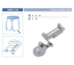 UMA-136 8 M