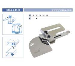 UMA-243-B 12 M