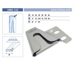 UMA-122 25/12,5 XH