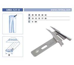 UMA-121-U 25/10 H